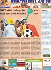 WK-Krant Apeldoorn